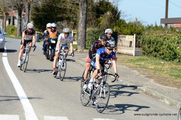 43émes Ronde et Boucles Gersoises Auch - Auch = 136 km