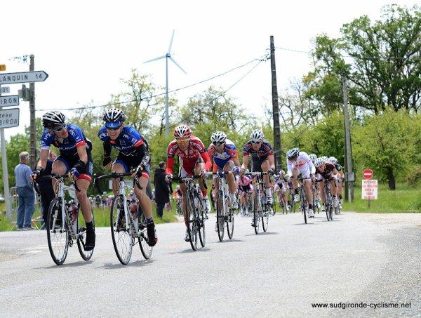Résultats du Tour du Périgord, coupe de France DN2(156km) le 29/04/2012
