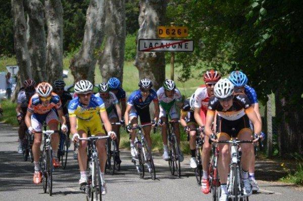 1ère étape de la Ronde de l'Izard 2012