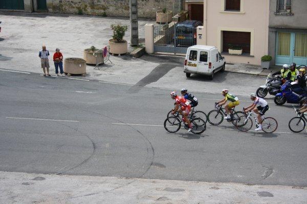 Les boucles de Tarn et du Sidobre le 27/05/2012, 160km