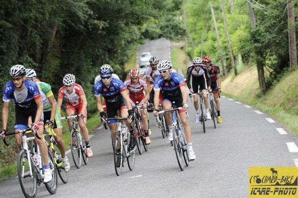 Championnat Régional Midi-Pyrénées de Cyclisme,130km le 03.06.2012