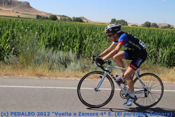 Vuelta a Zamora. Etape 4: El Perdigon – Zamora (119.3km)