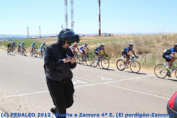Général de La Vuelta a Zamora