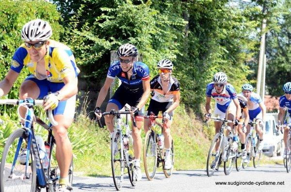 Résultat Grand Prix cycliste d'Availles Limouzine (116km)