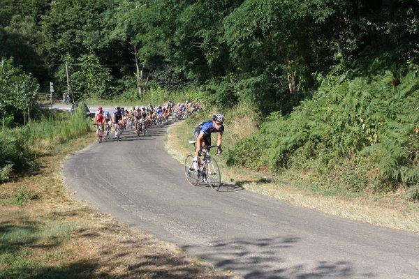 Résultat  de GABARRET (40), 110km