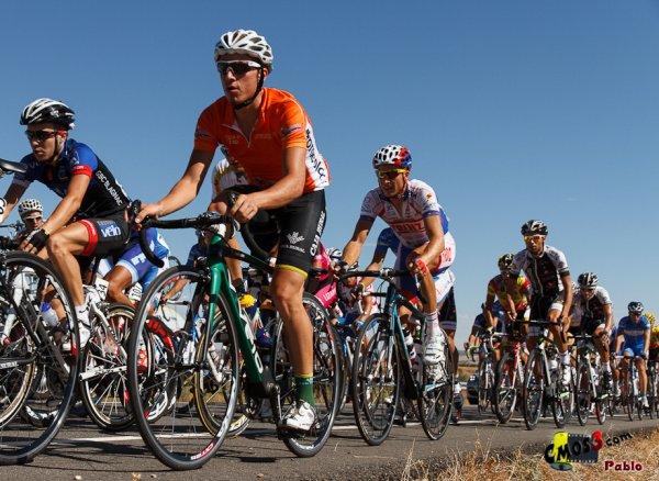 2ème étape: VILLARRUBIA DE SANTIAGO – GUADAMUR  118km (Vuelta a Toledo)