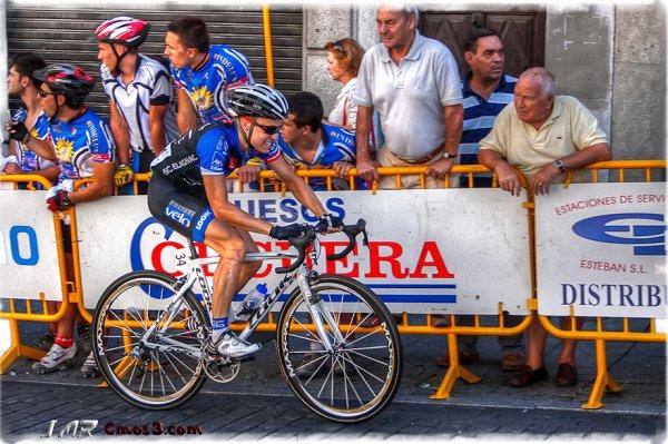 Classement général de la Vuelta a Toledo après 3 étapes