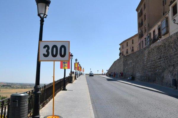 4ème étape:TOLEDO - TOLEDO ,127km (Vuelta a Toledo)