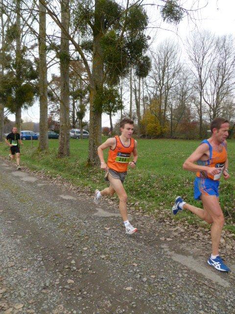 Autour de Gargas le 24.11.2012 - 6.7km .