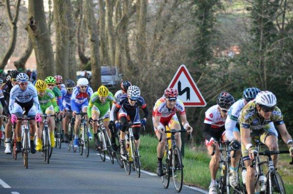 Essor Basque 2014, Circuit de l'Essor le 16.02.2014; 116km