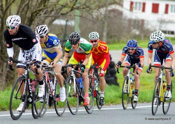 Essor Basque 2014, Tour de Basse Navarre le 22/02/2014; 115km