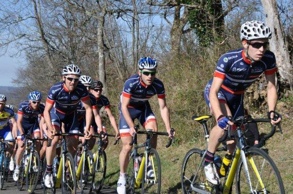 Essor Basque 2014, Trophée de l'Essor, 2ème étape le 23/02/2014