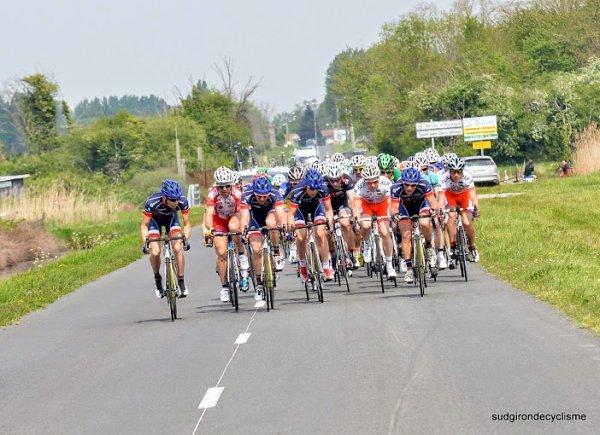 Circuit des vins du Blayais le 13/04/2014; 167km