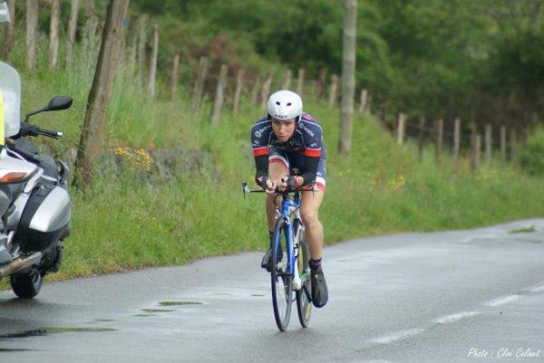 2ème étape Week-end Béarnais, Loubieng-Laà Mondrans le 27/04/2014; 16km