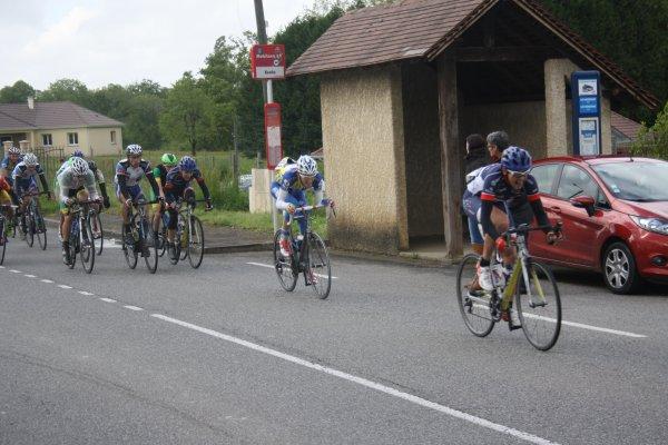 3ème étape Week-end Béarnais, Laà Mondrans_Laà Mondrans le 27/04/2014; 110km