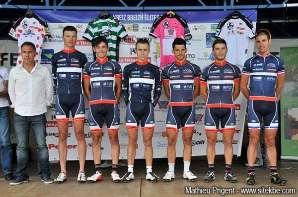 Etape 1 – Kreiz Breizh Elites UCI 2.2– Calanhel – Plouray; 170km le 02/07/2014