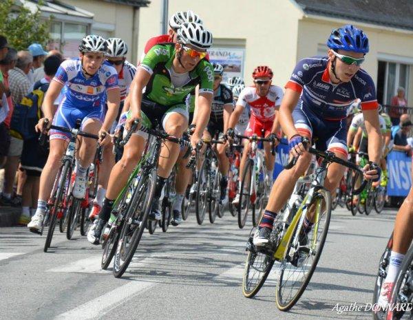 Kreiz Breizh Elites , le Saint - Carhaix, 98km, Etape. 3, le 03/08/2014