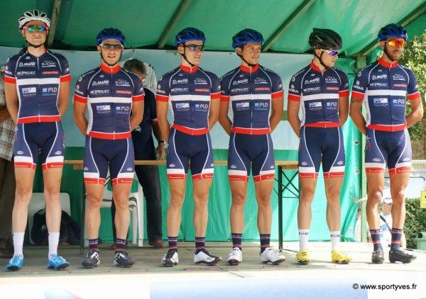 Tour des Landes, 1,2,3,pco,juniors le 06/09/2014 1ère étape:Hagetmau - Hagetmau