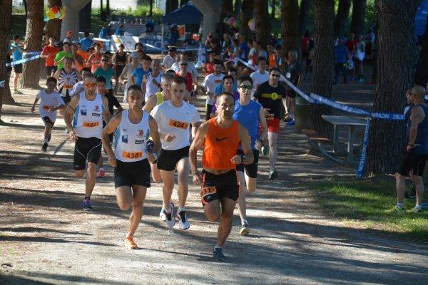 Course de l'ESpace 2015, 3km