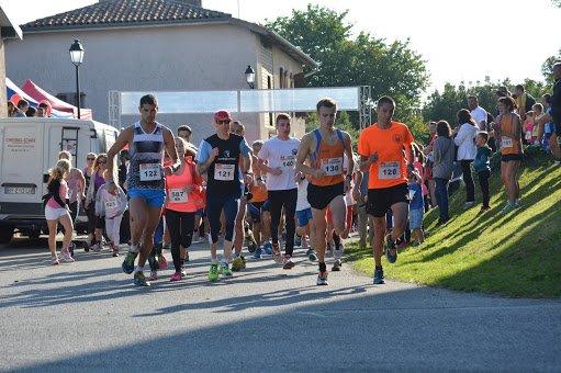 LA BORDAISE - COURSE 5 KM (5.000 kms) - 06 Septembre 2015
