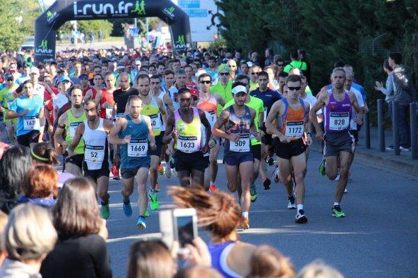 Semi-Marathon de Toulouse- 20 Septembre 2015