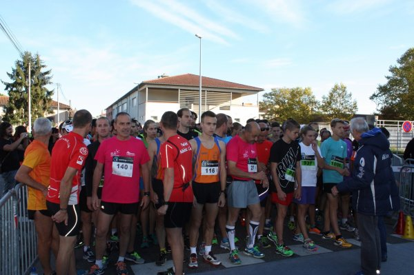 10 km de Rieumes 2015 le 11/10/2015