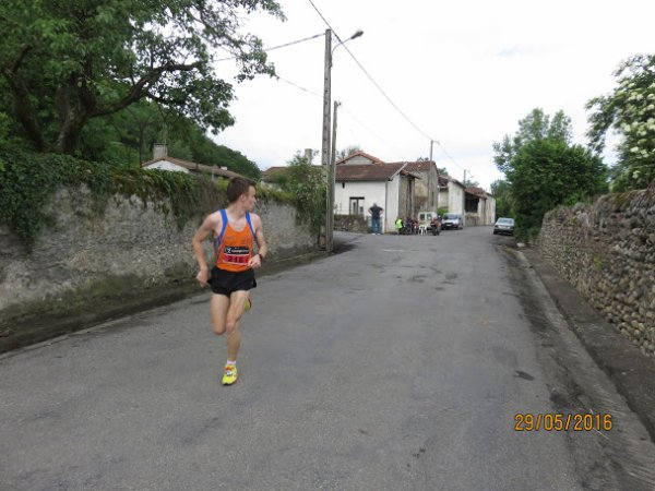 LES FOULEES INARDAISES - 5KM DE POINTIS-INARD (5.000 kms) - 29 Mai 2016