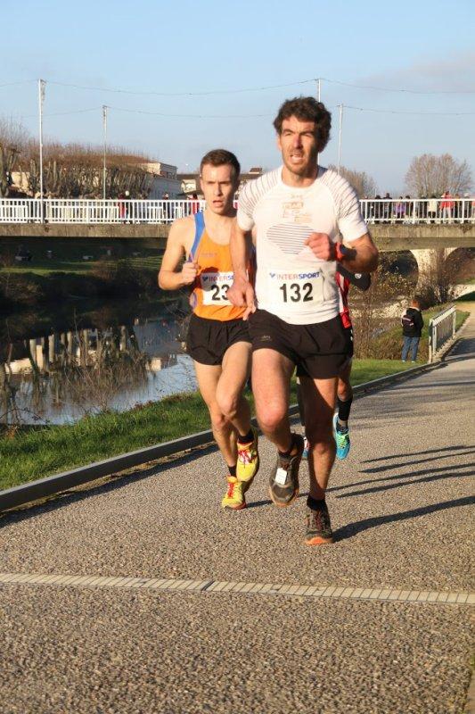 Corrida de Auch - Course adulte 8.3km (8.300 kms) - 31 Décembre 2016