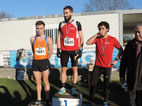 Départemental de Cross à Tarbes