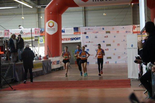 La Ronde givrée, Castres le 29/01/2017