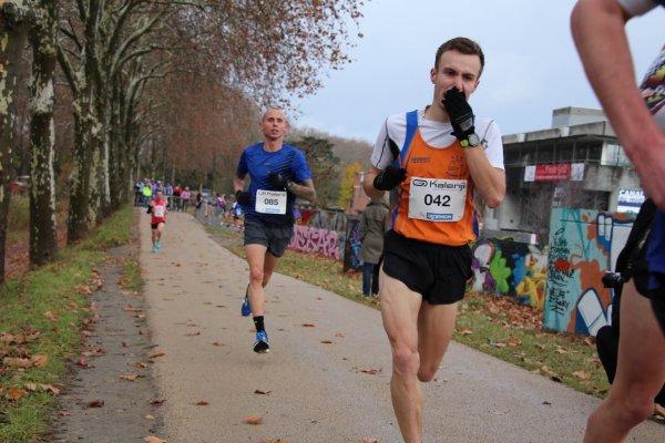 10/12/17 La Ronde de Ramonville : vent et cafouillage ! 10km FFA