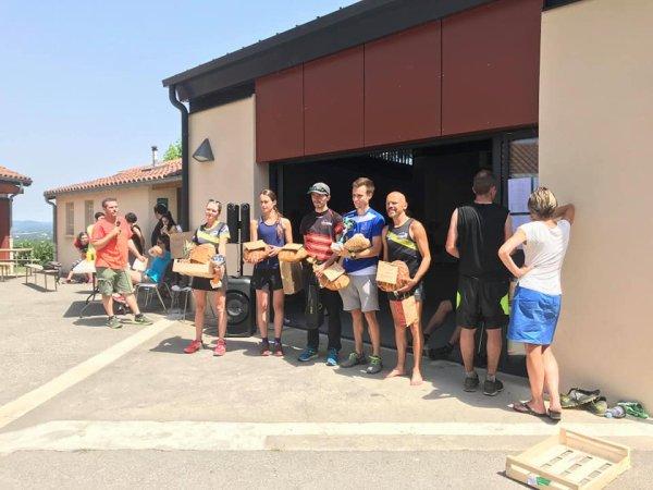 3ème Trail des Meuniers (Sonnac 12) Dim. 1er Juillet 2018