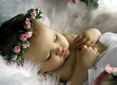 ma filleule lauriane est née