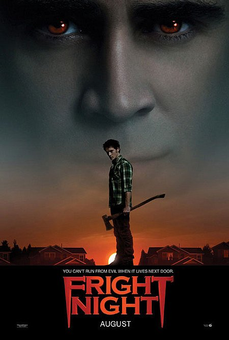 """What do you think about the movie """" Fright Night"""" ?"""
