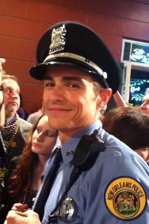 Dave Franco - On set of Now You See Me