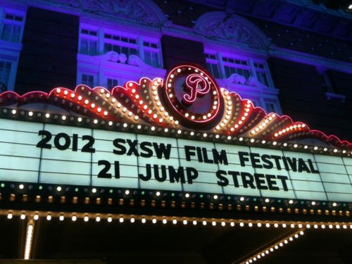 21 Jump Street, SXSW Première. Avec Dave Franco - Jonah Hill - Channing Tatum