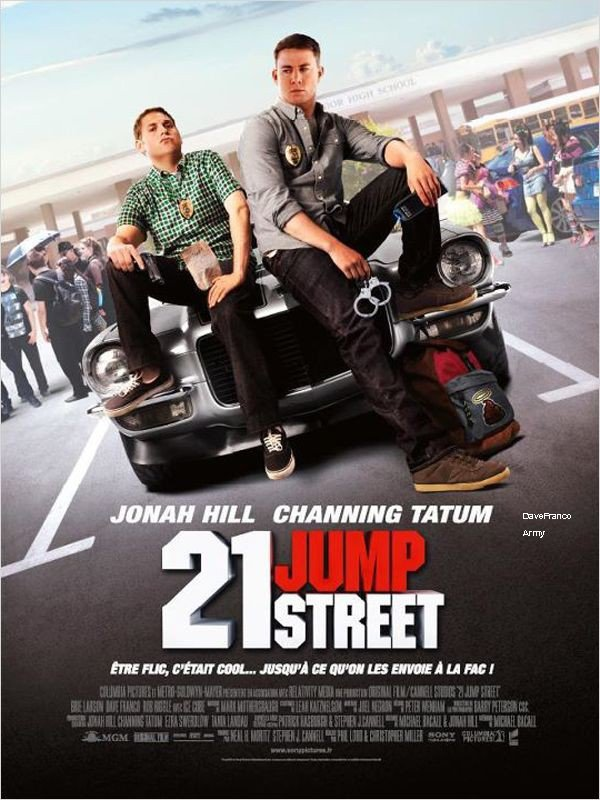 21 JUMP STREET, LA CRITIQUE
