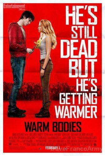 Warm Bodies : Nouvelle affiche et mise à jour de la bande-annonce (HD)