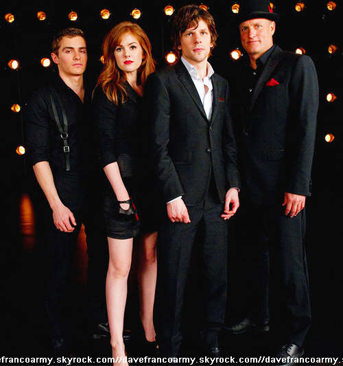 Premier trailer de Now you See Me de Louis Leterrier