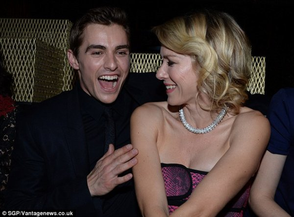 Dave Franco à la Milan Fashion Week