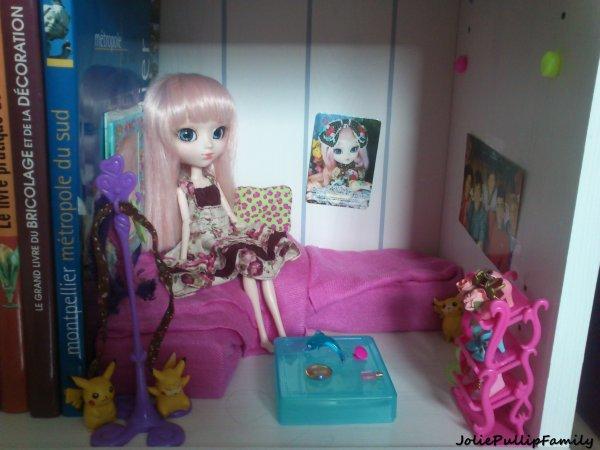 La chambre de Lou et Candice !