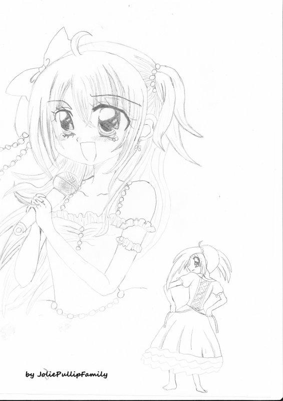 Quelques dessin