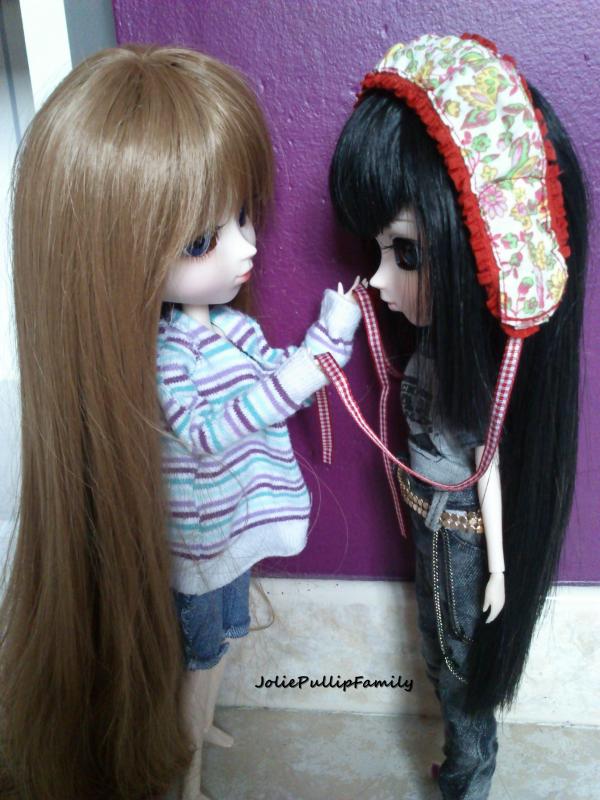 Emilie et Lou
