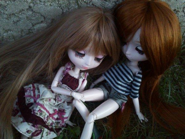 Lou et Candice