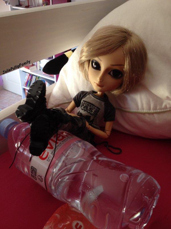 Dear Louis... dans mon lit