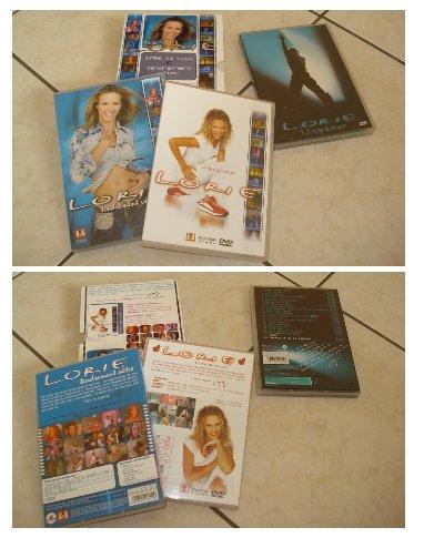 Les DVD