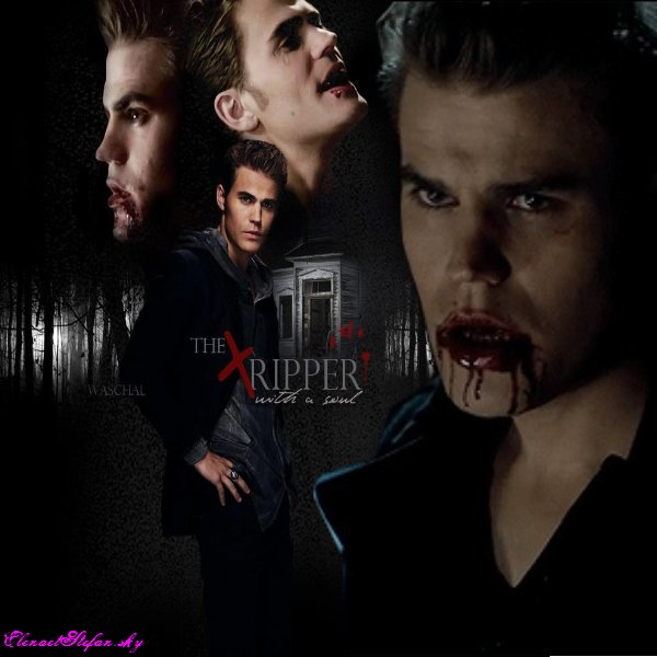 Stefan Salvatore alias Paul Wesley