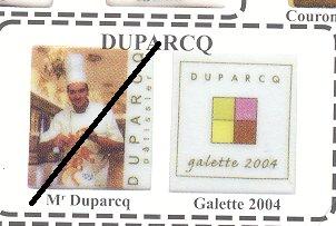 DUPARCQ 2004