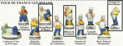 TOUR DE FRANCE GOURMAND
