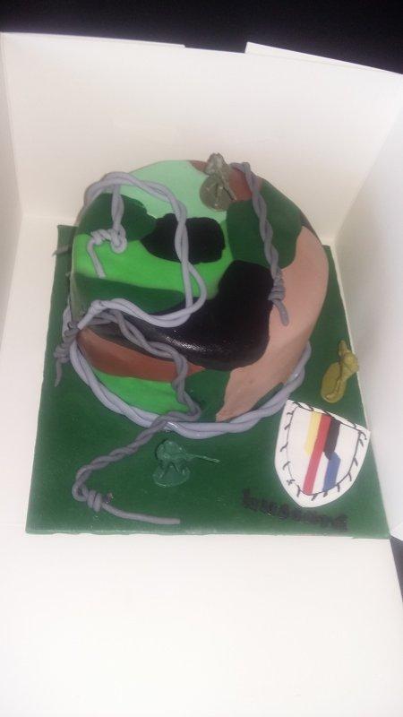 Gâteau militaire